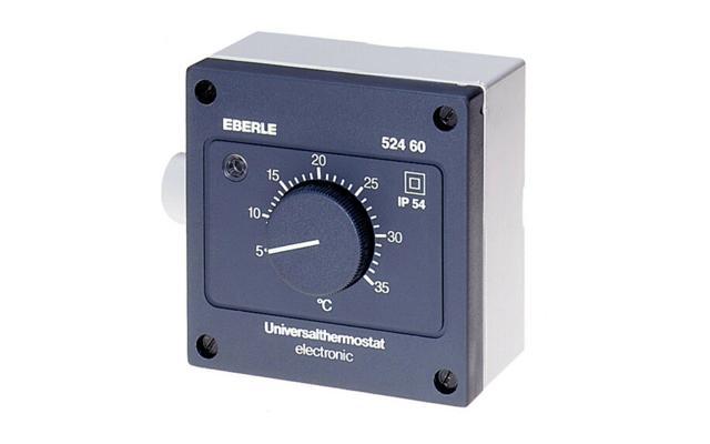 Eberle AZT-A 524 510 - Zidni termostat