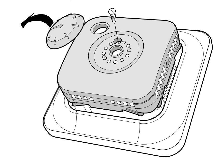 TFT demontaža termostata