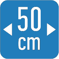 Ikonica mrezica 50 cm